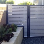 Powder Coated Gates